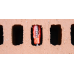 Дюбель нейлоновый Mungo MQ Quattro 5х25