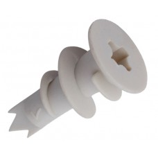 Дюбель дрива (Driva) пластиковый со сверлом 14х32 мм