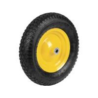 Колесо пневматическое 380 мм для тачек GRINDA