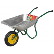 Тачка садовая GRINDA 65 л. 100 кг.