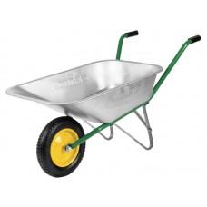 Тачка садовая GRINDA 80 л. 75 кг.