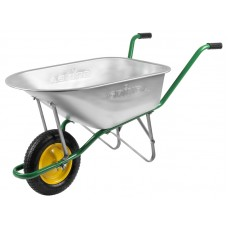 Тачка садово-строительная GRINDA 90 л. 120 кг