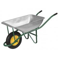 Тачка садово-строительная GRINDA 80 л. 150 кг.