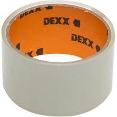 Скотч лента упаковочная прозрачная DEXX 48мм.х50м.