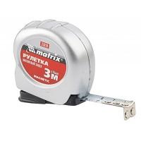 Рулетка измерительная Magnetic MATRIX 31010 3 м. х16 мм