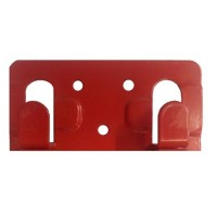 Кляммер стартовый оцинкованный 1.2 мм. окрашеный RAL