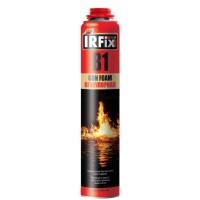 Пена огнеупорная IRFIX В1 GUN FOAM 750 мл