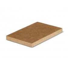 Тепло звукоизоляционная плита isoplaat 8х1200х2700мм 3.24 кв.м.