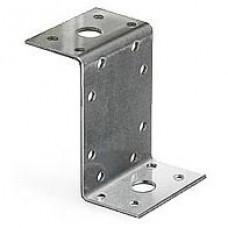 Крепежный уголок Z-образный KUZ 35x70x55 2 мм