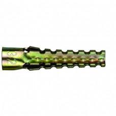Дюбель для газобетона (пенобетона) металлический 8х60